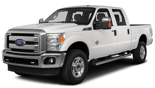 2014 Ford F350 Platinum