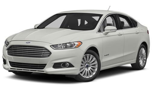 2014 Ford Fusion 4dr Sdn SE Hybrid FWD