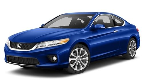 2014 Honda Accord 2dr V6 Man EX-L w/Navi