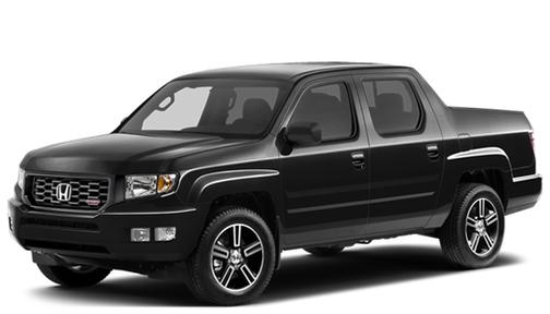 2014 Honda Ridgeline 4WD Crew Cab Sport