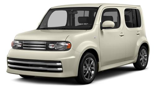 2014 Nissan Cube 5dr Wgn CVT S