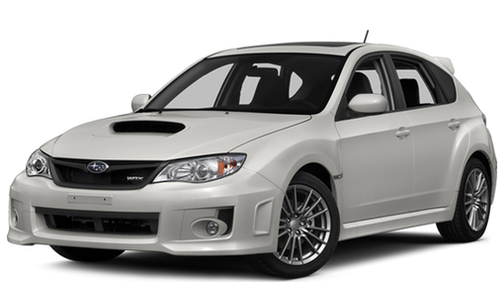 2014 Subaru Impreza WRX Premium