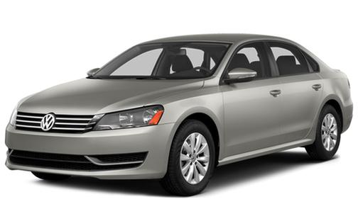 2014 Volkswagen Passat 2.5 S