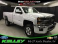 2016 Chevrolet Silverado and other C/K2500