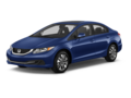 Used 2015 Honda Civic for sale in Melbourne FL 32901