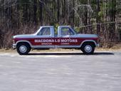 Macdonald Motors Inc.