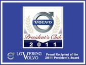 Lovering Volvo