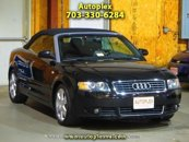 Used 2006 Audi A4 1.8T Cabriolet