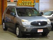 Used 2004 Buick Rendezvous AWD