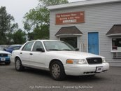 Used 2009 Ford Crown Victoria Police Interceptor