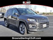 New 2020 Jeep Compass 4WD Limited