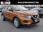 New 2020 Nissan Rogue Sport S