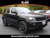 New 2020 Jeep Grand Cherokee 4WD Laredo