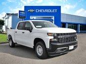 New 2020 Chevrolet Silverado 1500 4x4 Crew Cab W/T