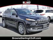 Used 2018 Jeep Cherokee 4WD Limited