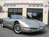 Used 2000 Chevrolet Corvette Convertible