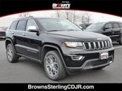 New 2020 Jeep Grand Cherokee 4WD Limited w/ Luxury Group II