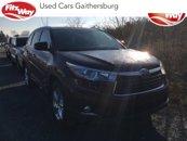 Used 2014 Toyota Highlander Limited Platinum