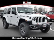 New 2020 Jeep Wrangler 4WD Unlimited Rubicon