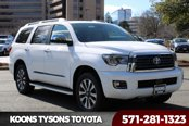 New 2020 Toyota Sequoia 4WD Limited
