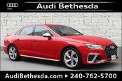 New 2020 Audi S4 Premium Plus