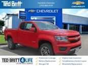 New 2019 Chevrolet Colorado 4x4 Extended W/T