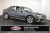 Used 2020 Audi S4 Premium Plus