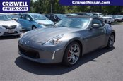 New 2016 Nissan 370Z Touring w/ Sport Package