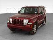 Used 2012 Jeep Liberty 4WD Sport