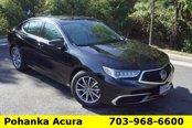 New 2020 Acura TLX