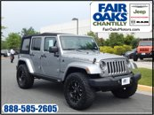 Used 2014 Jeep Wrangler 4WD Unlimited Rubicon