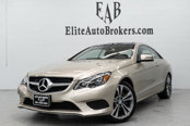 Used 2017 Mercedes-Benz E-Class 4MATIC Coupe
