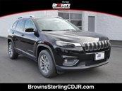 New 2020 Jeep Cherokee 4WD Latitude Plus