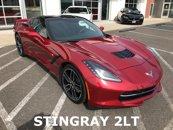 Used 2015 Chevrolet Corvette Stingray Coupe