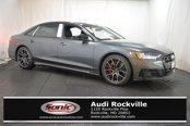 New 2020 Audi S8 L