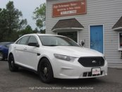 Used 2013 Ford Taurus Police Interceptor AWD