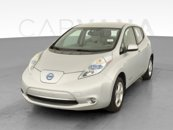 Used 2011 Nissan Leaf SL