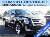 Used 2018 Cadillac Escalade ESV 2WD Luxury