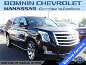 Used 2018 Cadillac Escalade ESV 2WD Luxury