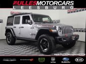 Used 2018 Jeep Wrangler 4WD Unlimited Rubicon
