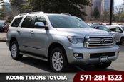 New 2020 Toyota Sequoia 4WD Platinum