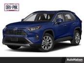 New 2020 Toyota RAV4 AWD Limited