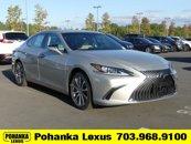 New 2020 Lexus ES Models w/ Premium Package