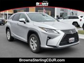 Used 2016 Lexus RX Models AWD