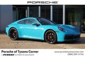 New 2020 Porsche 911 Carrera 4S Coupe