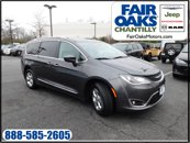 Certified 2017 Chrysler Pacifica Touring-L Plus