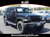 New 2020 Jeep Wrangler 4WD Unlimited Sahara