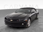 Used 2012 Chevrolet Camaro SS Convertible w/ RS Package