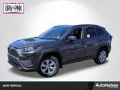 New 2020 Toyota RAV4 AWD LE