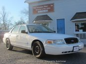 Used 2006 Ford Crown Victoria Police Interceptor